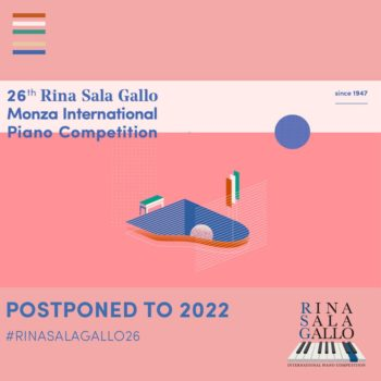 Rina Sala Gallo Monza International Piano Competition