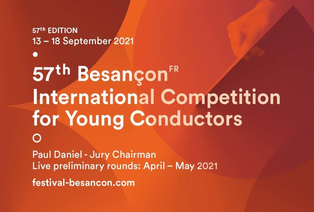 Besançon International Competition for Young Conductors 2021