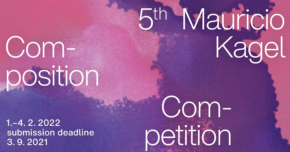 Mauricio Kagel Composition Competition